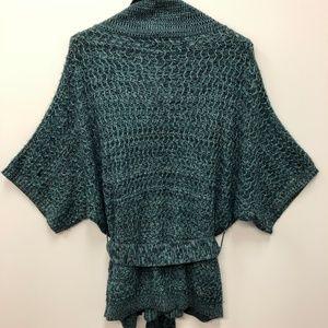 twenty-one Sweaters - ✅ twenty-one hunter short sleeve open cardigan S/P